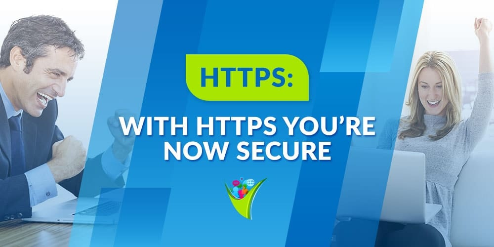 With HTTPS You're Now Secure